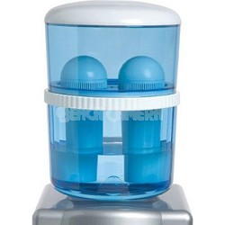 ZJ-003 Filtration Water Cooler Bottle with Electronic Tester, Filters