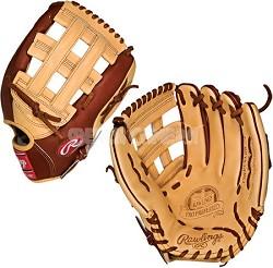 Pro Preferred 12.75 inch 2-Tone Baseball Glove (Right Handed Throw)