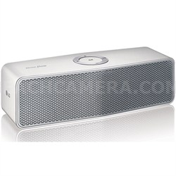 NP7550W Music Flow P7 Portable Bluetooth Speaker - White