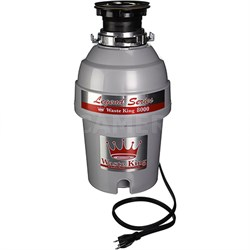 Legend Series 1 HP Continuous Feed Garbage Disposer - 8000
