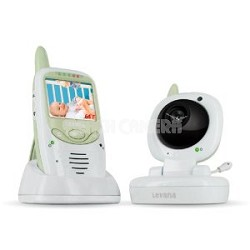 LV-TW501 Safe N See Digital Video Baby Monitor with Talk-to-Baby Intercom