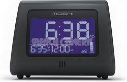 Voice Control Interactive Digital Clock Radio -  OPEN BOX
