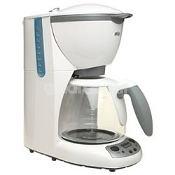 AromaDeluxe Time Control Coffee Maker - KF580W