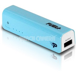 FUEL+ Mobile Rechargeable Battery 2200 mAh - Blue