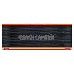 SoundBrick Plus NFC Bluetooth Portable Wireless Stereo Speaker - Orange