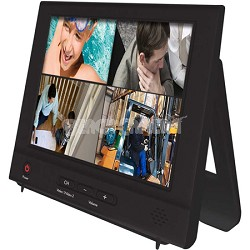 """8"""" Color LCD Surveillance Security Monitor (NO-8LCD) - Factory Refurbished"""