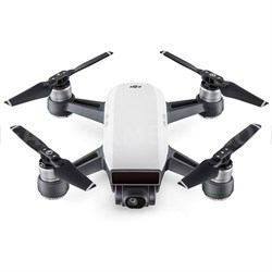 CP.PT.000731 SPARK Intelligent Portable Mini Quadcopter Drone - Alpine White