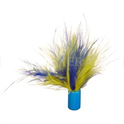 PlayNSqueak Catty Whack Cat Toy Replacement Feathers (1400013067)