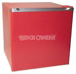 1.7 cu. ft. Refrigerator/Freezer - Color Cube - Red