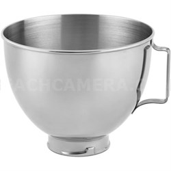 K45SBWH Bowl for Pivot Head Stand Mixer