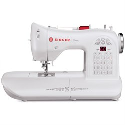 ONE Easy-to-Use Computerized Sewing Machine - Manufacturer Refurbished