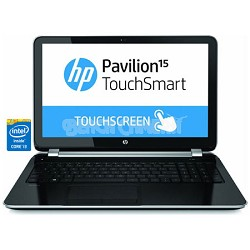 "Pavilion TouchSmart 15.6"" 15-n240us Notebook PC - Intel Core i3-4005U Processor"