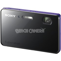 "DSC-TX200V/V - 18.2 MP Exmor R CMOS Digital Camera Waterproof 3.3"" OLED (Violet)"