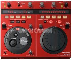DJ Effector - EFX-500 - Red