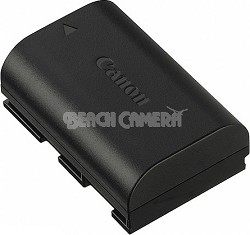 Battery Pack LP-E6 For EOS 7D 5D Mark III and 5D Mark II