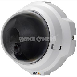 0337001 - M3204 Fixed Dome HDTV Security Camera