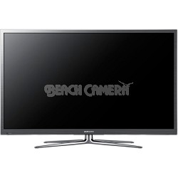 PN51E7000 51-Inch 1080p 600Hz 3D Ultra Slim Plasma HDTV with two 3D Glasses