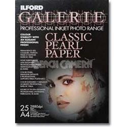 Classic Pearl 8.5 x 11 Photo Paper - 25 Pack