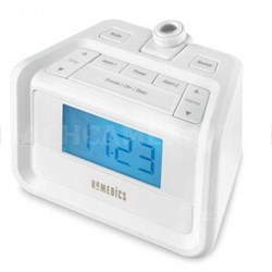 SoundSpa Digital FM Clock Radio with Time Projection - SS-4520