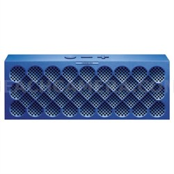 MINI JAMBOX Wireless Bluetooth Speaker - Blue Diamond - OPEN BOX