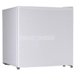 SR-A1780W 1-2/3-Cubic-Foot Compact Cube Refrigerator, White