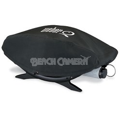 6551 Vinyl Cover for Weber Q, Q-200, and Q-220 Gas Grills
