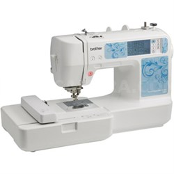 Computerized Embroidery Machine - HE1