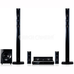 3D 9.1 Ch Aramid Fiber Blu-ray Disc Home Theater System with Smart TV - BH9431PW