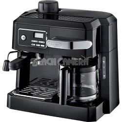BCO320T Combination Espresso and Drip Coffee- Black - OPEN BOX