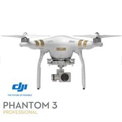 Phantom 3 Professional Quadcopter Drone 4K Camera 3-Axis Gimbal - Refurbished