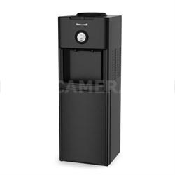 HWB1062B Freestanding Top-Loading Hot/Cold Water Dispenser w/ Thermostat, Black
