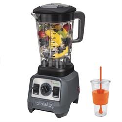 2.4 hp Blender, 64 oz., Gray + Copco Cup Mug