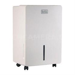 45 Pint Portable Dehumidifier in White - BDT45WT