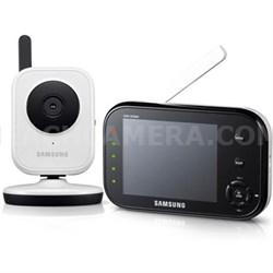 SEW-3036W BabyVIEW 3.5 inch Baby Monitoring System IR Night Vision Zoom