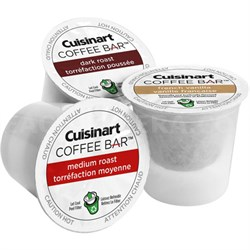 Coffee Bar K Cup Single Serve 3 Capsules (For All K-Cup Machines)