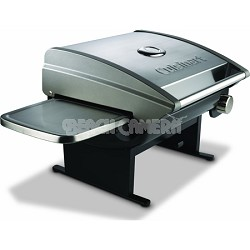 All-Foods 12,000-BTU Gourmet Tabletop Gas Grill - OPEN BOX