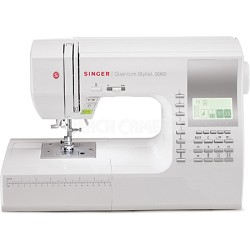 9960 Quantum Stylist 600-Stitch Computerized Sewing Machine