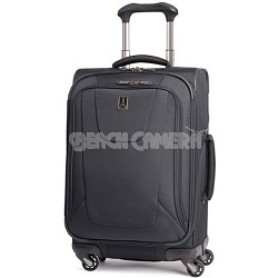 "Maxlite3 21"" Black Expandable Spinner Luggage"
