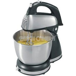 6 Speed Classic Hand / Stand Mixer