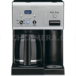 CHW-12 Coffee Plus 12-Cup Programmable Coffeemaker w/ Hot Water, Refurbished