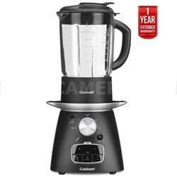 Soup Maker and Blender, Blend and Cook + 1 Year Extended Warranty - Refurbished