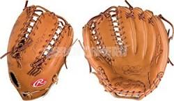 Gold Baseball Glove Limited 12.75 inch Dual Core Outfield Baseball Glove