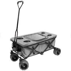 Fold Wagon All-Terrain Table in Grey - 900257