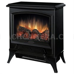 CS-12056A Compact Electric Stove-Style Fireplace