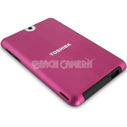"Colored Back Cover for Thrive 10"" Tablet (Raspberry)"