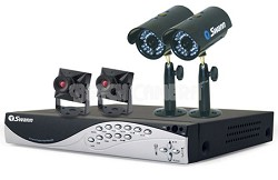 DVR41150 4-Camera KIT (SW244LPB)