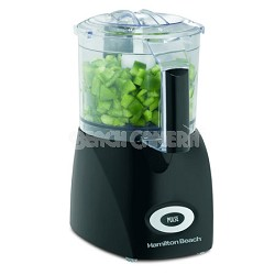 72705 Deluxe Food Chopper - Black