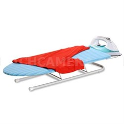 Tabletop Ironing Board with Retractable Iron Rest - BRD-01435
