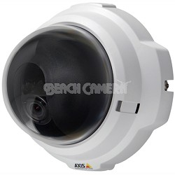 0336001 - M3203 Fixed Dome Network Security Camera POE