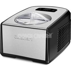 Compressor Ice Cream and Gelato Maker